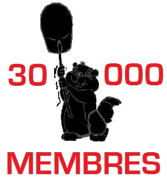 30 000 Membres